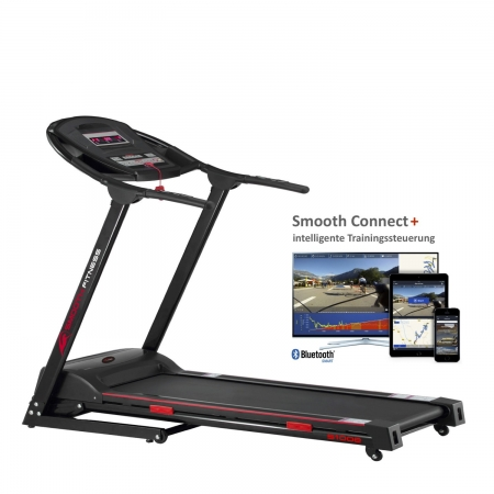 Smooth Fitness 5100e Plus Laufband